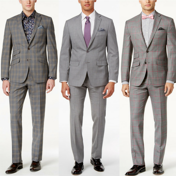 Tallia Men's Suits Just $97.93! Down From $650!