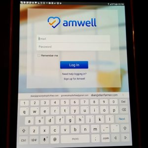 Amwell:  25% Off Your ONLINE Urgent Care Visit With Code:  MOM2!