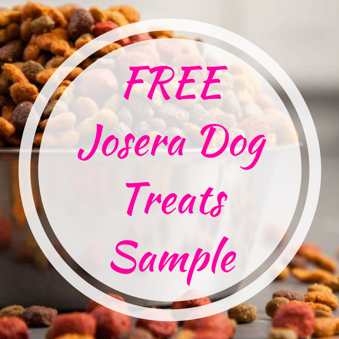 Josera Dog Treats Sample!