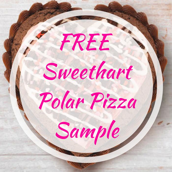 Sweethart Polar Pizza Sample