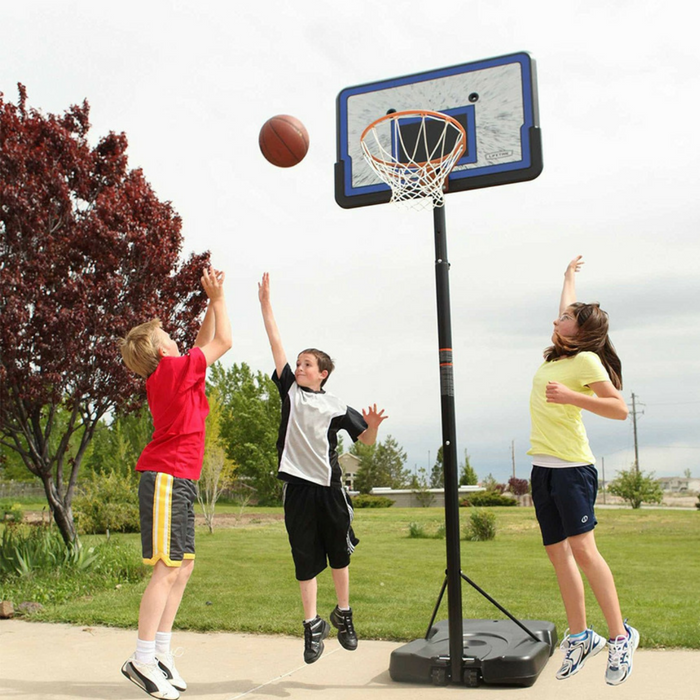 "Lifetime 44"" Portable Basketball System"