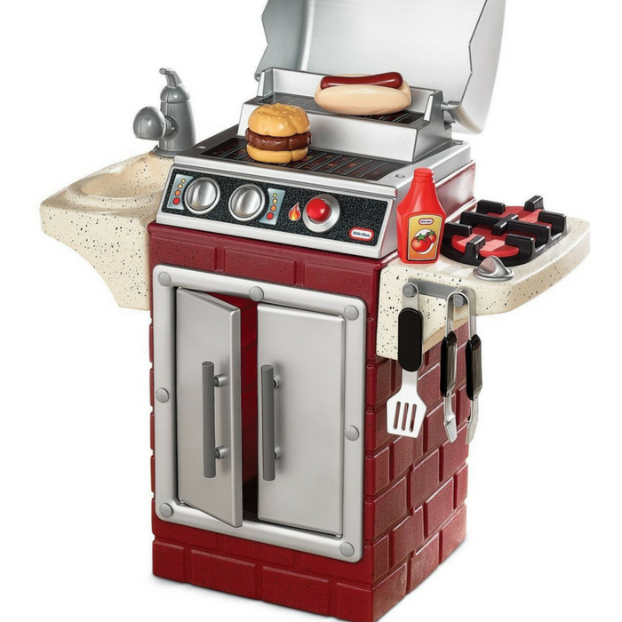 Little Tikes Barbeque Grill
