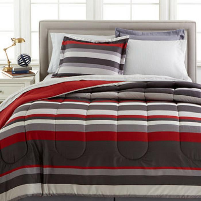 8-Piece Reversible Comforter