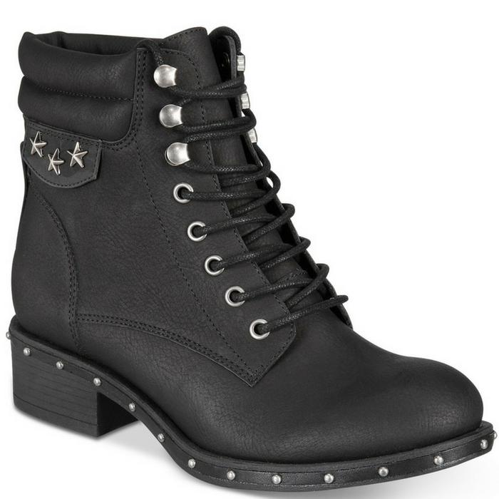 Joli Combat Boots