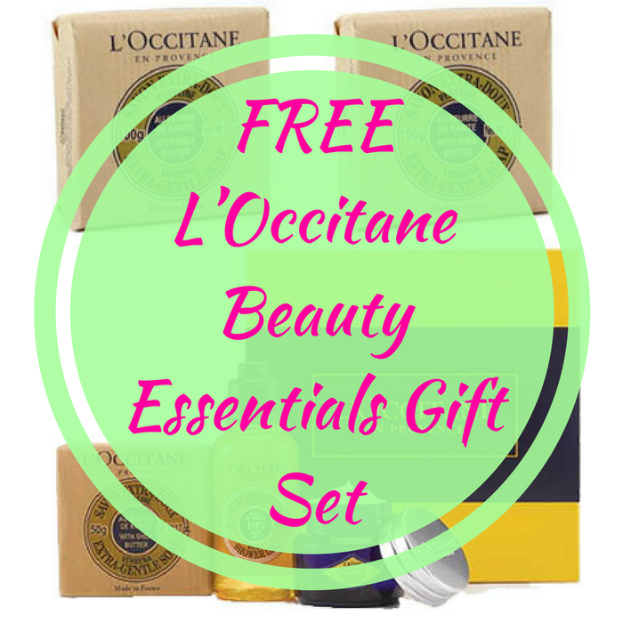 L'Occitane Beauty Essentials Gift Set