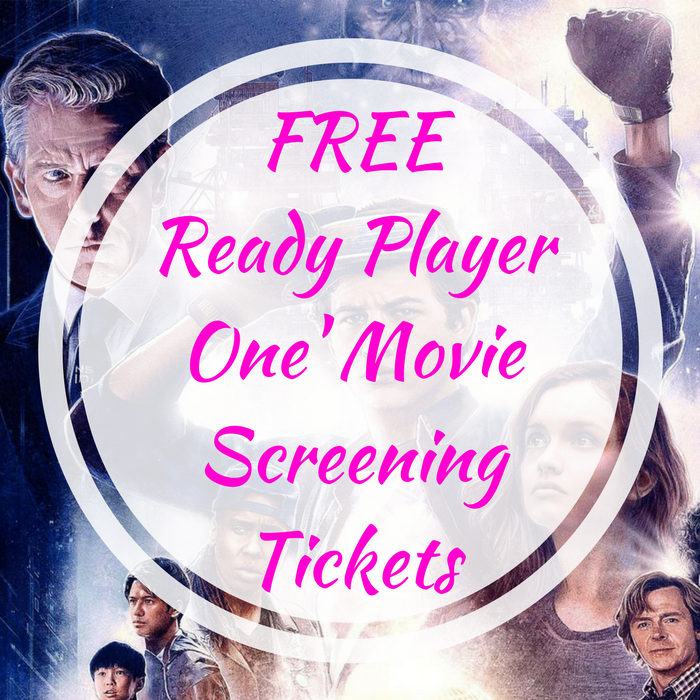Ready Player One Movie Screening Tickets
