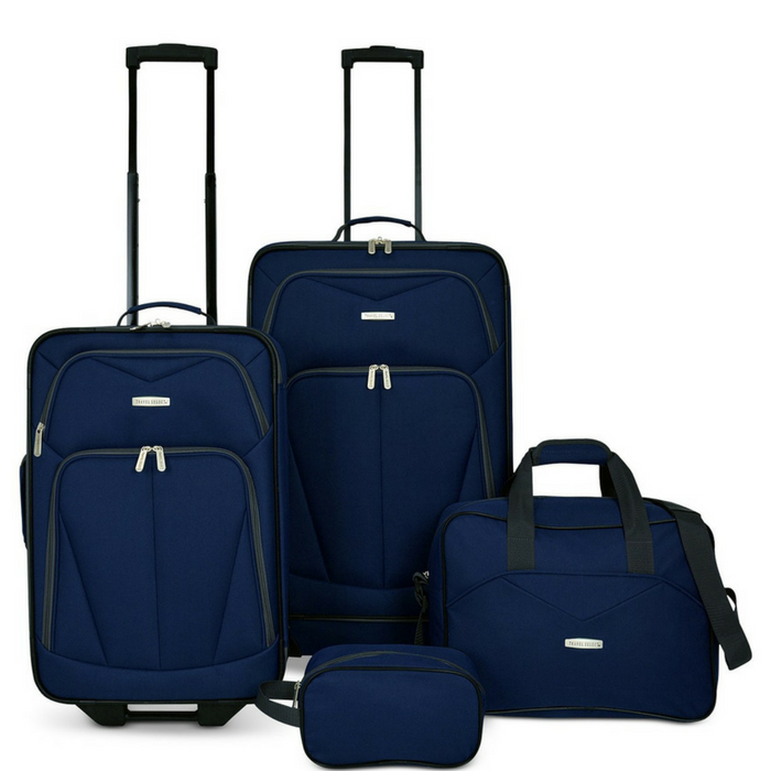 Kingsway 4-Piece Luggage Set