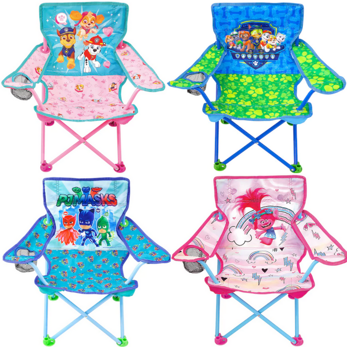 Kids Fold N Go Chairs