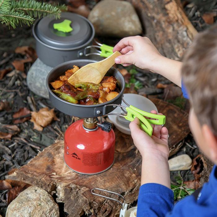 10-Piece Camping Cookset