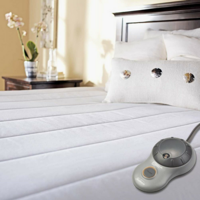Sunbeam Heated Mattress Pad