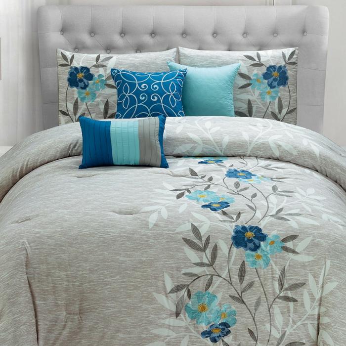Krissa 7-Piece Comforter Set
