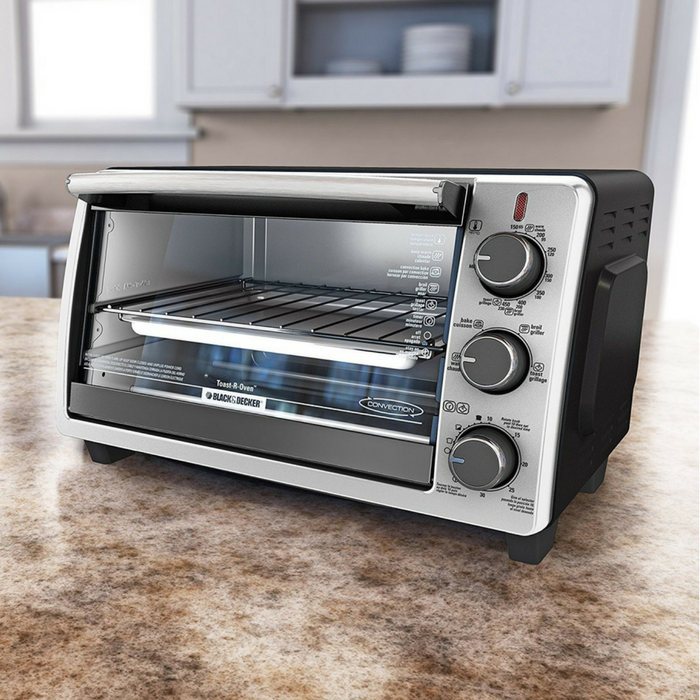 Black+Decker Countertop Oven