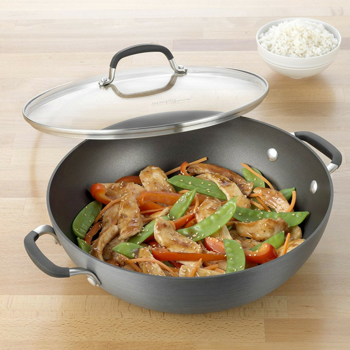 Calphalon 12-Inch Pan With Cover