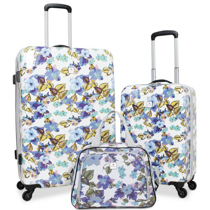 Pop Art 3-Piece Luggage Set