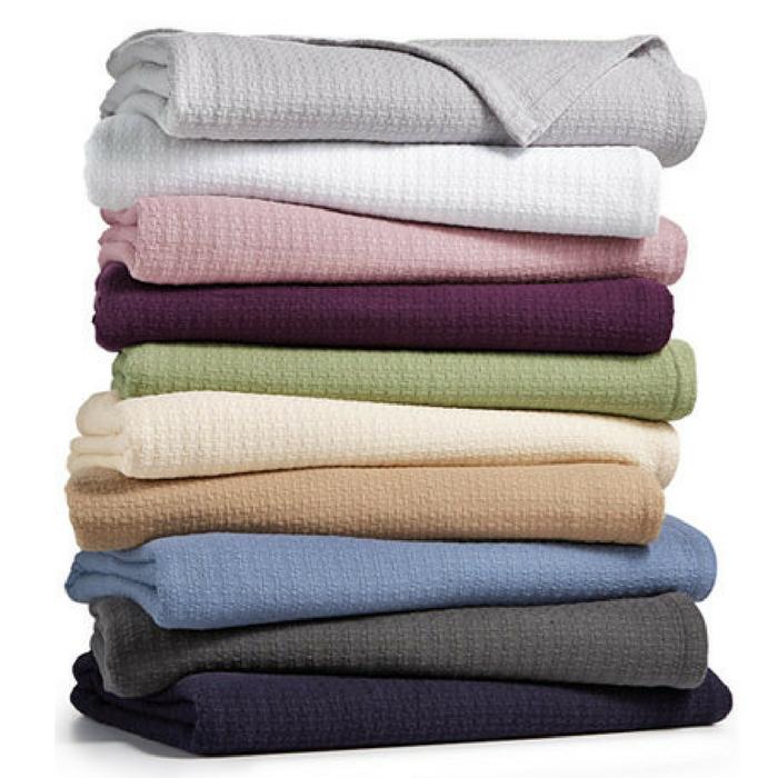 Cotton Twin Blanket