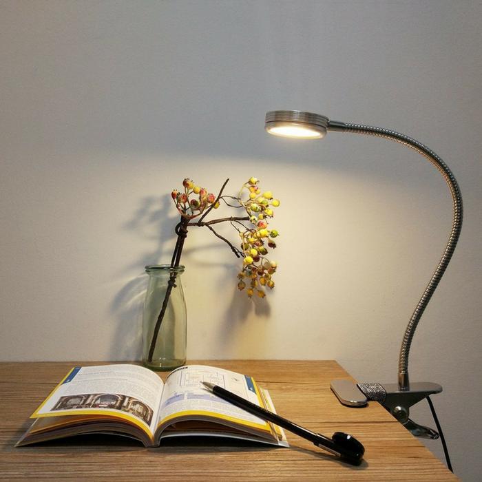 Clip-On Lamp