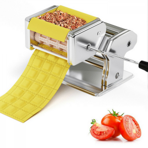 Ravioli Maker & Cutter Attachment Just $18.96! Down From $50!