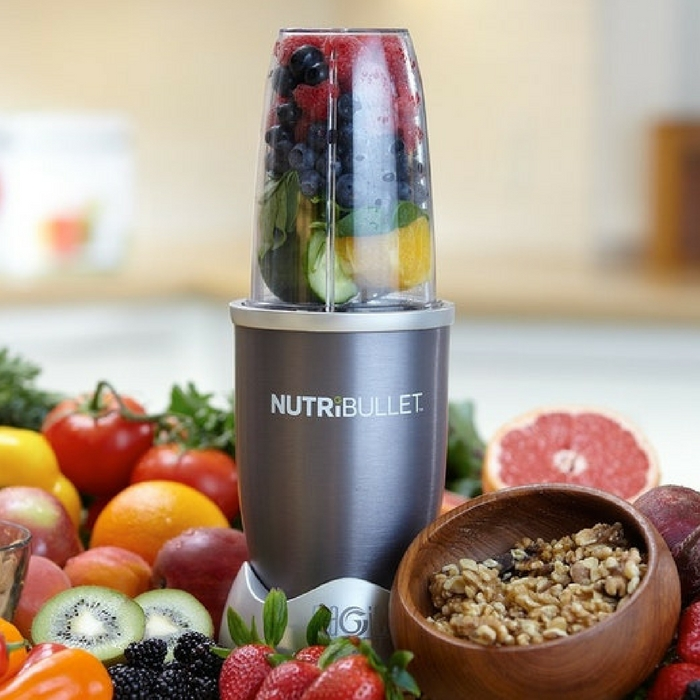 Nutribullet 600 Watt Blender Just 47 27 Down From 90