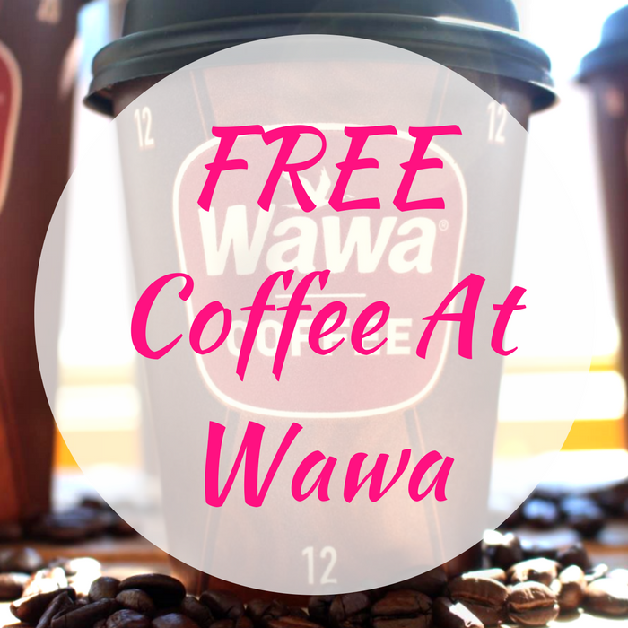 FREE Any Size Coffee At Wawa!