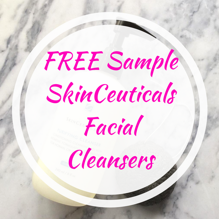 FREE Sample SkinCeuticals Facial Cleansers! PLUS FREE Shipping!