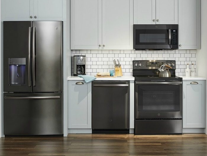 Best Buy $500 Rebate On GE Premium Finish Options Appliances!
