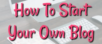 Want to start your own business, change careers, or need extra cash? Why not start your own blog or maybe you need to know how to maintain a blog? This is for you.