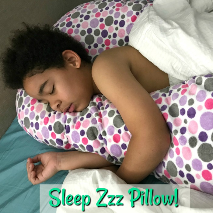 Sleep Zzz Pillow $5 Off!