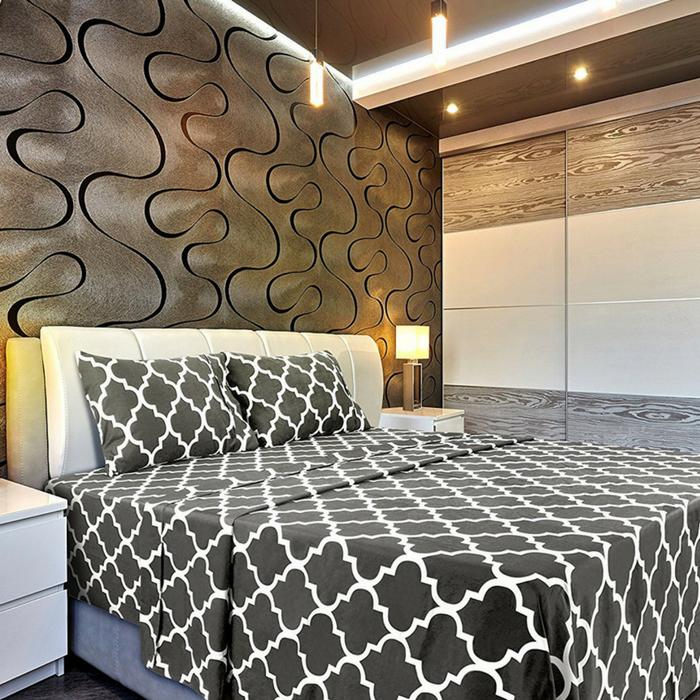 4-Piece Bed Sheet Set