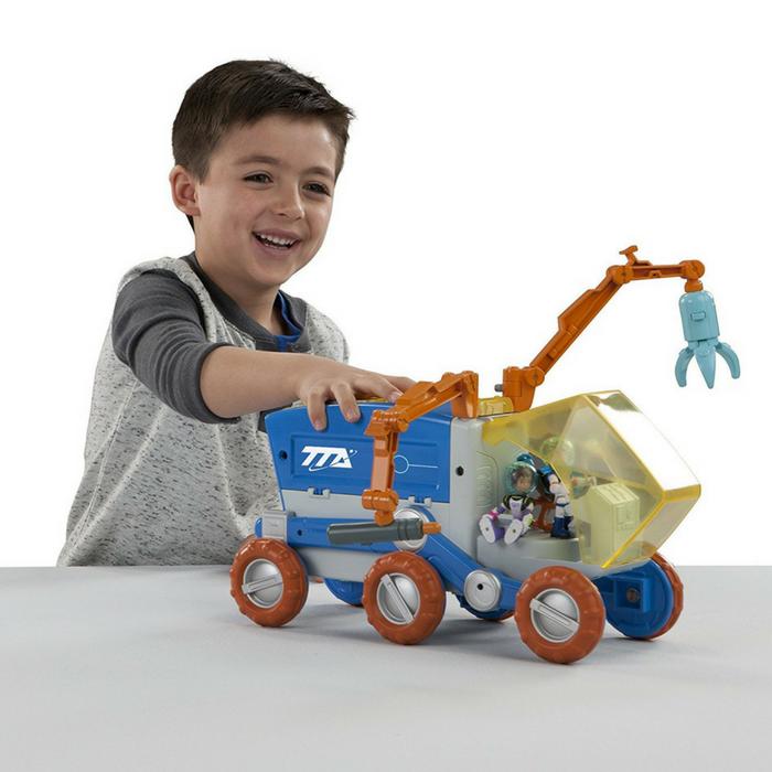 Tomorrowland Mission Rover