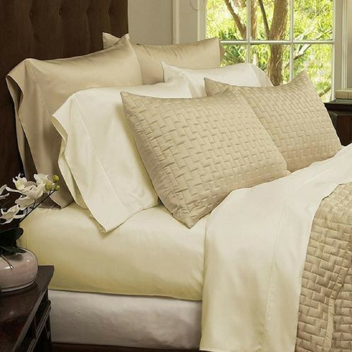 Bed Sheets 4-Piece Set