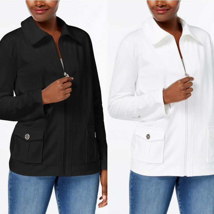 Karen Scott Active Jacket