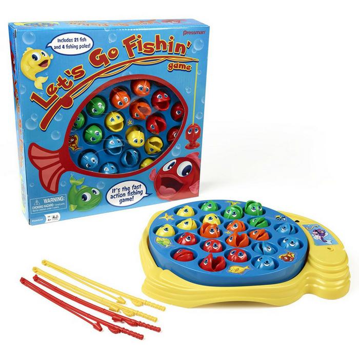 Let's Go Fishin' Toy