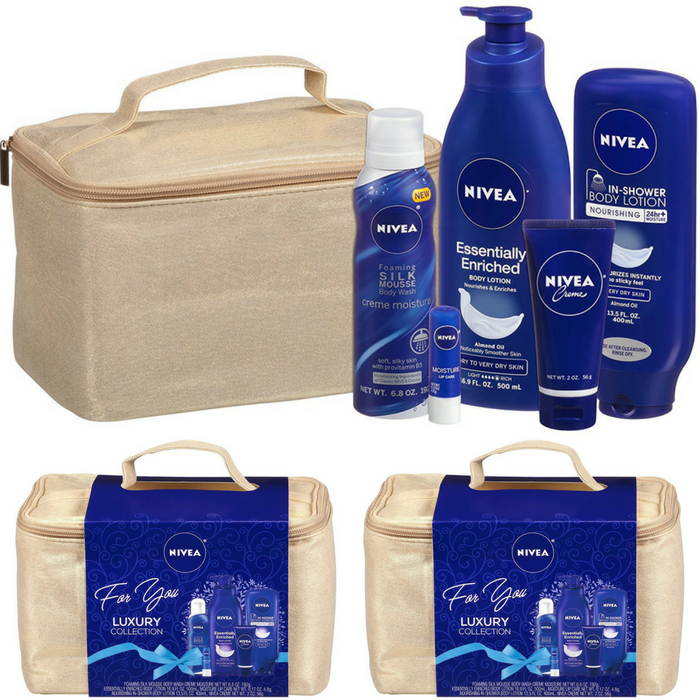Nivea 5-Piece Gift Set