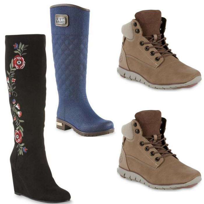 Women's Boots Just