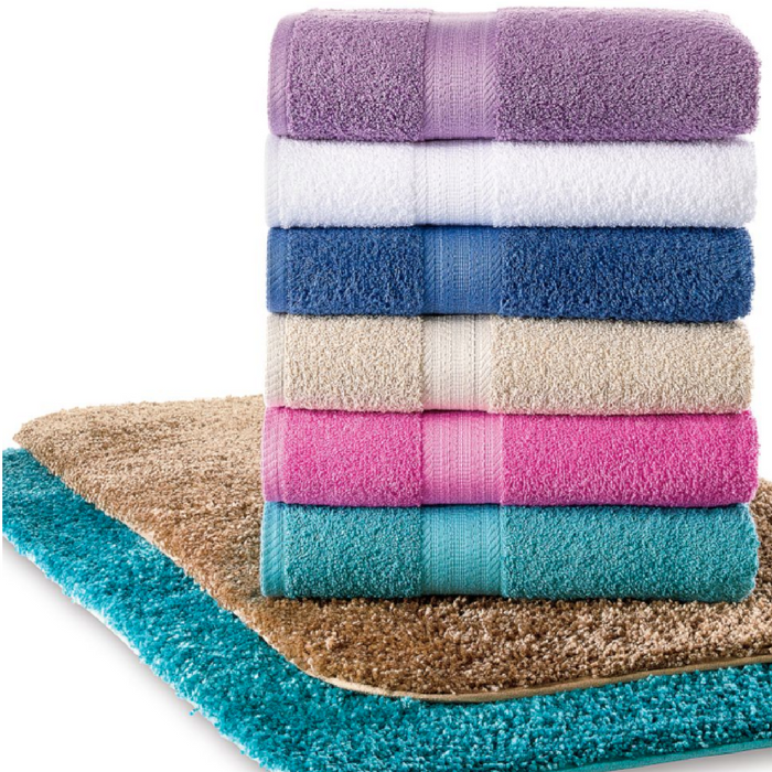 The Big One 12-Piece Towel Set