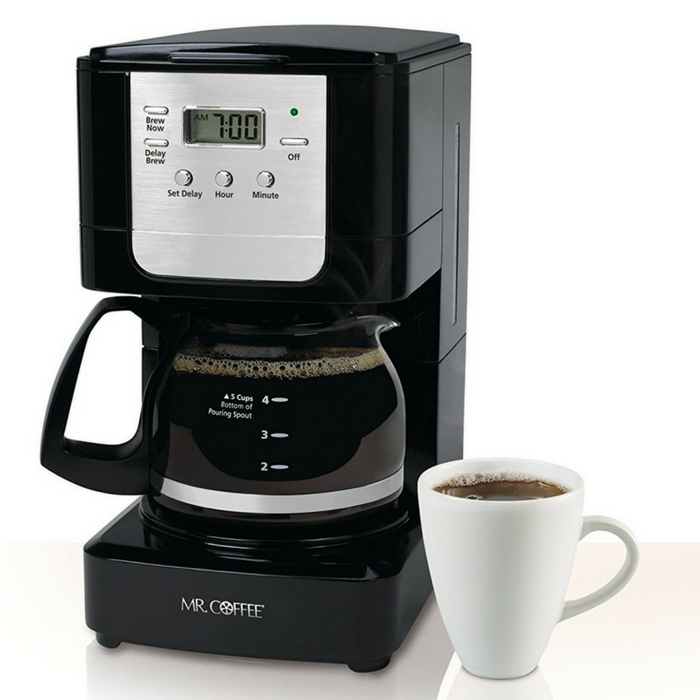 Mr. Coffee 5-Cup Coffee Maker