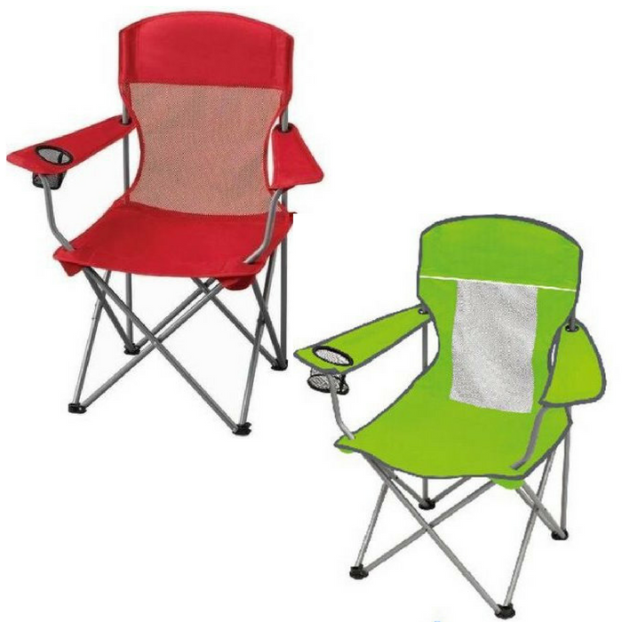 Ozark Trail Mesh Back Camping Chair