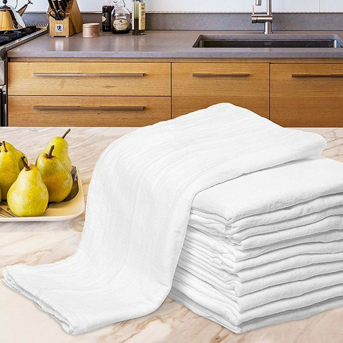 12-Pack Absorbent Kitchen Towels
