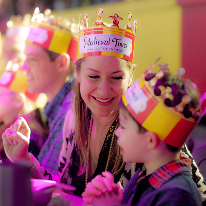 Free Entrance At The Medieval Times