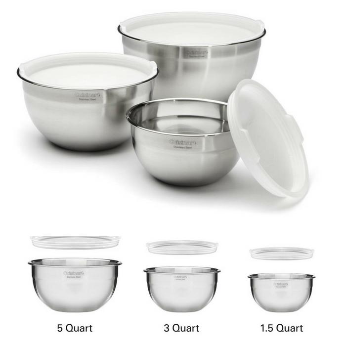 Cuisinart Mixing Bowls
