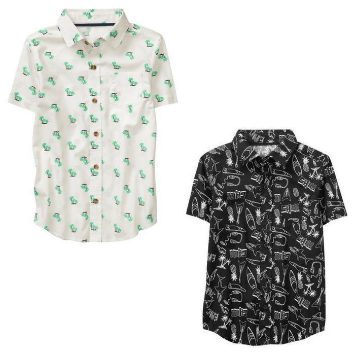 Boys Shirt At $10.99