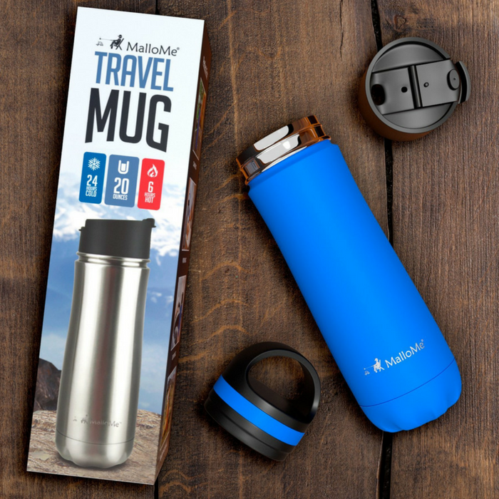 MalloMe Travel Mug