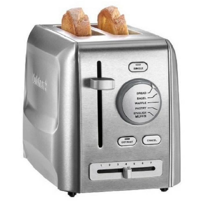 Cuisinart Metal Toaster