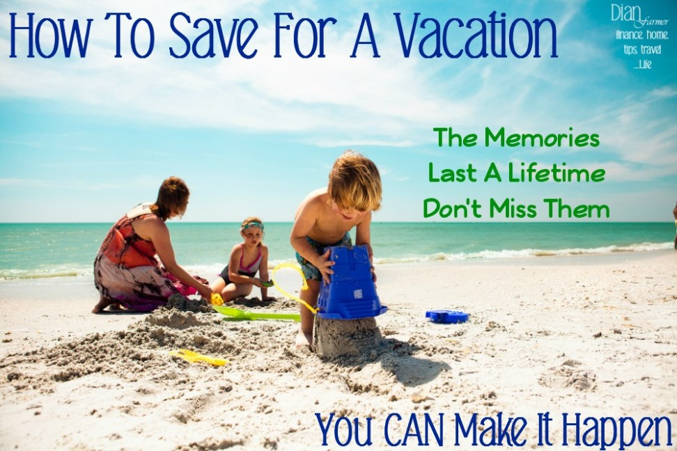 In need of a vacation? Need to start saving for vacation? That means a vacation savings plan! Best way to save to save money for vacation? Let's find out!