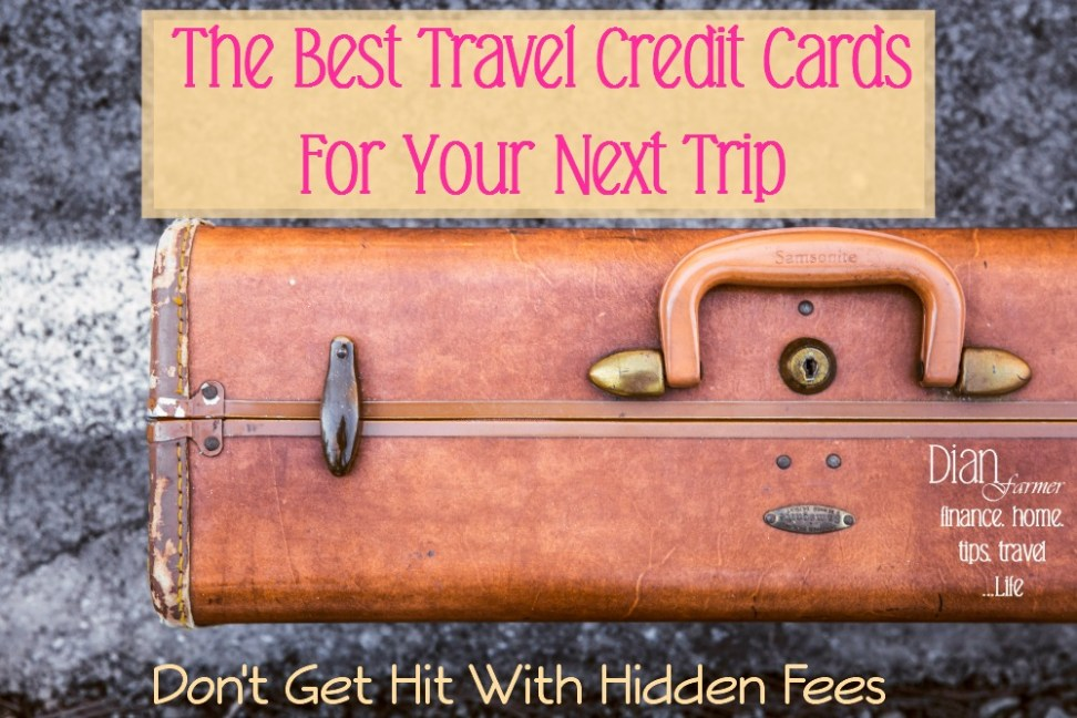 When travelling internationally don't get hit with charges & fees from credit cards. Using a good travel card will ensure you save money when you travel.