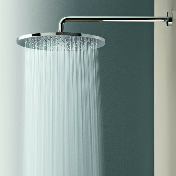 Round Waterfall Shower Head