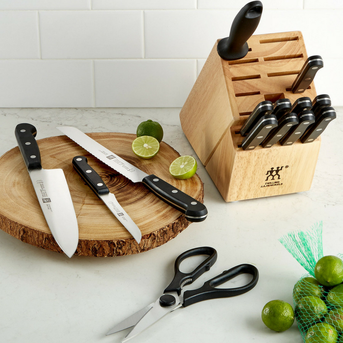 Henckels 15-Piece Knife Set