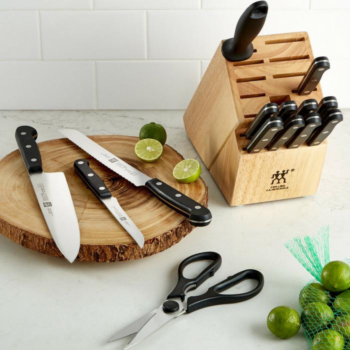 Henckels 15-Piece Knife Set
