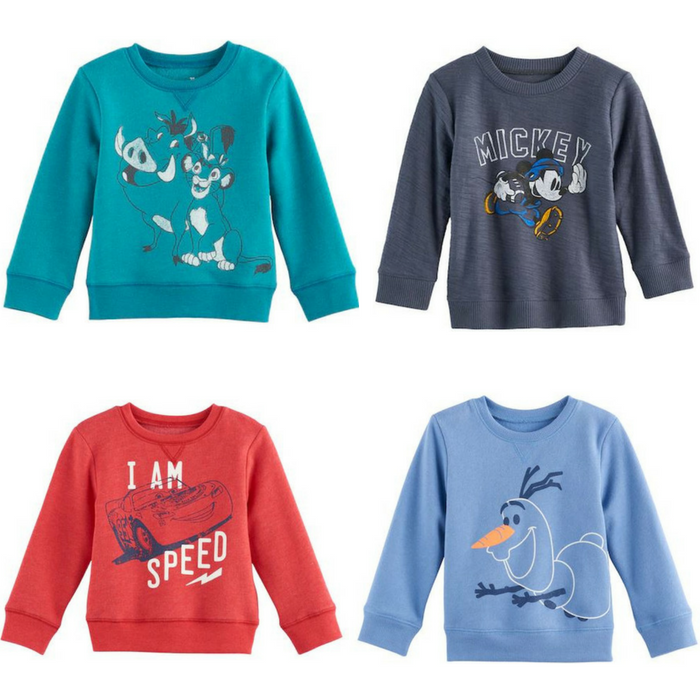 Boys' Sweatshirts
