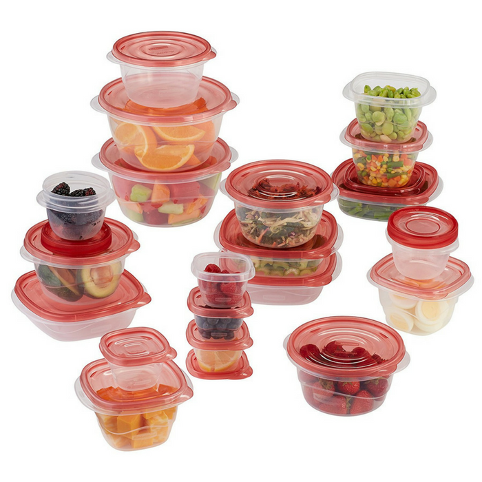 Rubbermaid 40-Piece Food Container Set